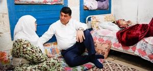 Başkan Fadıloğlu, Ramazan ayında aileleri yalnız bırakmıyor