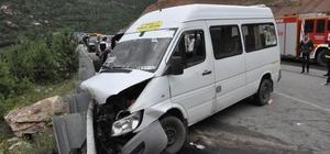 Artvin'de trafik kazası