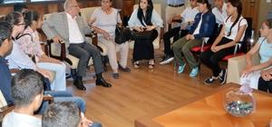 Ataşehir Belediyesi, TEOG birincilerini ağırladı