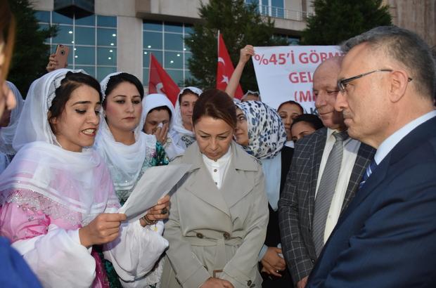 Maliye Bakanı Ağbal Şırnak'ta