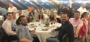 Medical Park Karadeniz Hastanesi çalışanları iftar yemeğinde buluştu