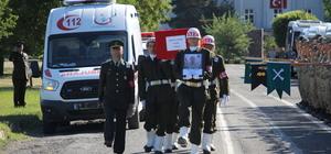 Iğdır'da şehit asker için tören