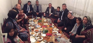 MHP'den soydaşlarla iftar