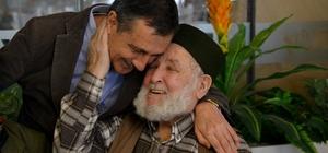 Başkan Ataç'ın Babalar Günü mesajı