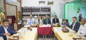 Akev'den iftar yemeği