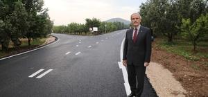 Bursa'nın yollarına 100 milyon liralık asfalt