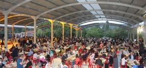 Hisarcık Belediyesinden 3 bin 500 kişilik toplu iftar