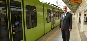 Bursa metrosuna Kent Meydanı'nda aktarma merkezi geliyor