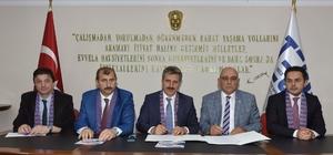 TESOB ile ÇASGEM arasında eğitim işbirliği protokolü imzalandı