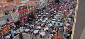 Edirne'de Kadir Gecesi'nde aynı iftar sofrasında buluşacak