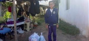 Wuppertal Kütahyalılar Derneğinden 17 aileye Ramazan yardımı