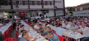 CHP Yenice ilçe örgütü iftar yemeği düzenledi