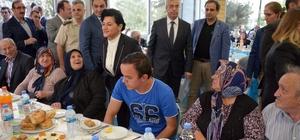 """Kırklareli Valisi Civelek: """"Biz biriz, beraberiz, çok büyük bir aileyiz"""""""