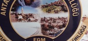 Antalya'da bir kilo 304 gram kokain ele geçirildi