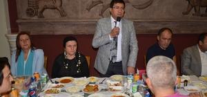 Osmancık'ta şehit aileleri ve gazilere iftar