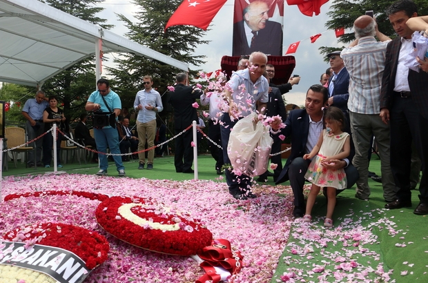 9. Cumhurbaşkanı Demirel'in vefatının ikinci yılı