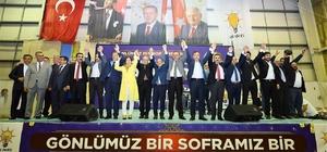 AK Parti'den birlik ve vefa iftarı