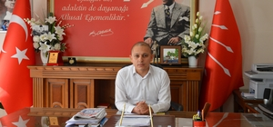"""CHP Kırıkkale İl Başkanı Önal: """"Provokasyona asla izin vermeyeceğiz"""""""