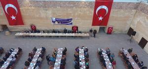"""Tarihi sarayın kapıları """"iftar"""" için açıldı"""