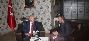 Bakanı Arslan İHA'ya konuştu