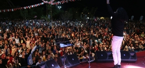 Van'da Murat Kekilli konseri