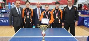 Kocasinanlı Millilerden Balkanlarda Çifte Şampiyonluk