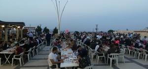 MHP'dan iftar yemeği