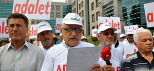 İnegöl CHP'den Adalet Yürüyüşü