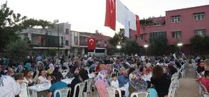 Adana'da şehitler için mevlit