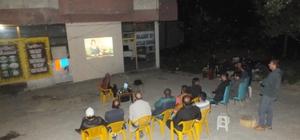 Malazgirt'te avcılık kursu düzenlendi