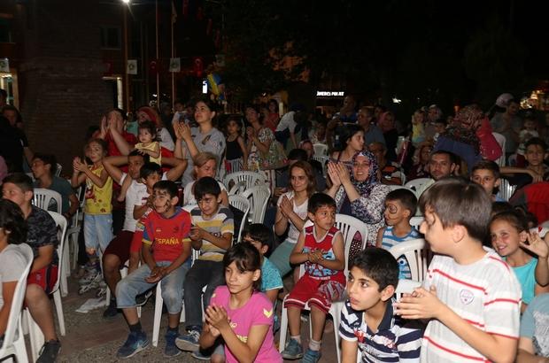 Orta Park'ta Ramazan coşkusu