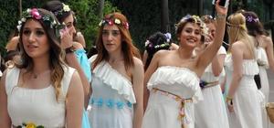Ihlamur Festivali'nde dostluk ve barış ıhlamuru kaynatıldı