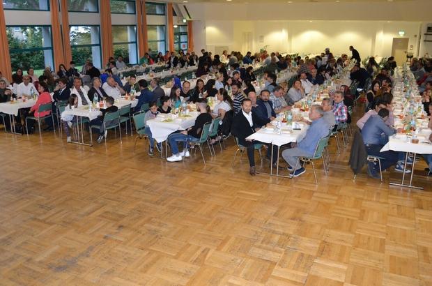 Avrupa Karabükspor ve Devrekliler Derneği'nden iftar