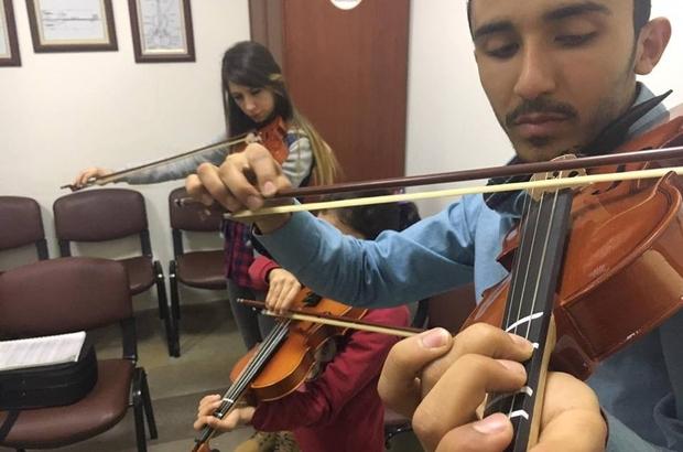 Nevşehir'de yaz dönemi müzik eğitimleri 8 Temmuz'da başlıyor