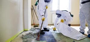 Maltepe'de asbeste geçit yok