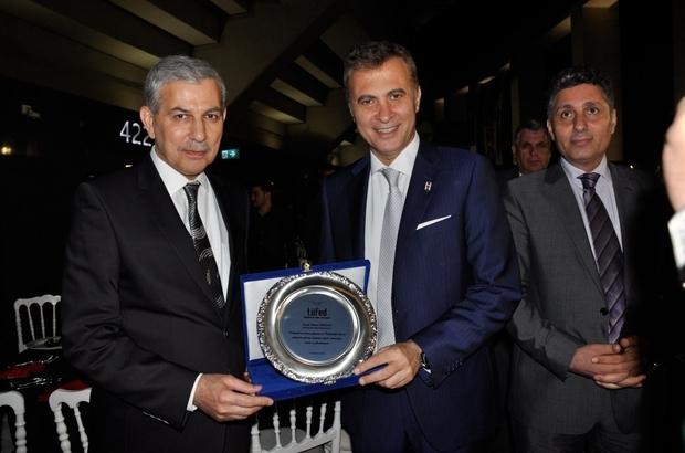 Kara Kartal'a Türkmen nişanı