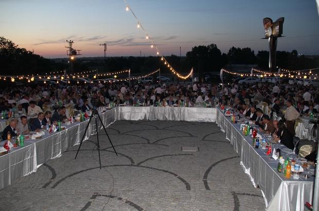 Çerkezköy TSO protokol ve üyelerini iftarda buluşturdu