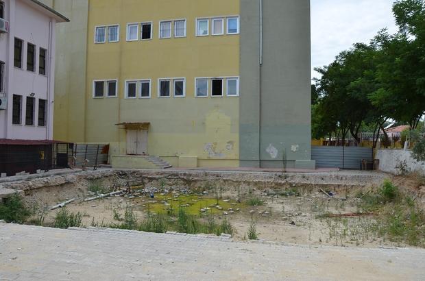 Milas'ta ek okul binası için bekleyiş sürüyor