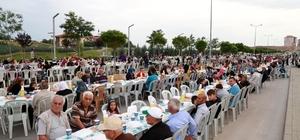 Aksaray Belediyesi TOKİ bölgesinde 8 bin kişiye iftar verdi