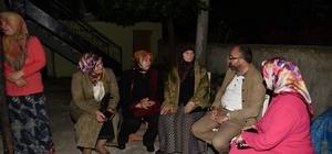 Başkan Üzülmez'den Ramazan ayında hasta ziyaretleri