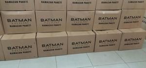 Batman Valiliğinden 8 bin aileye gıda yardımı
