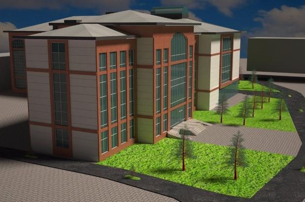 BEÜ ilahiyat fakültesi binası yapımına başlanıyor