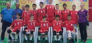 Finallerin takımı Melikgazi Belediyespor