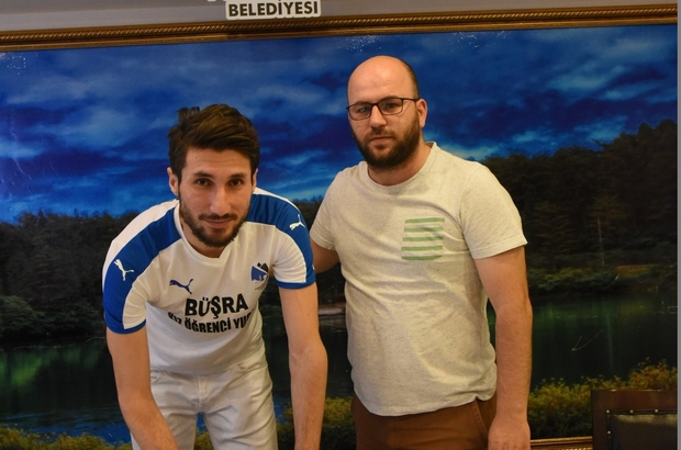 Yunusemre Belediyespor'a savunma transferin