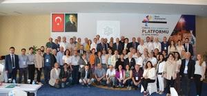 Söke Kent Konseyi, Türkiye Kent Konseyleri Platformu Toplantısına Katıldı