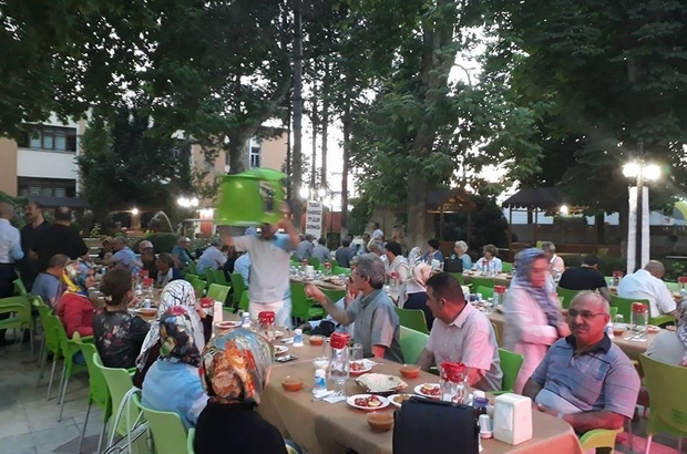 Malatya Lisesi mezunları iftar yemeğinde bir araya geldi