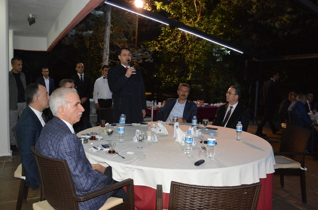 """Vali Haktankaçmaz: """"MKE Kırıkkale'nin gözbebeği"""""""