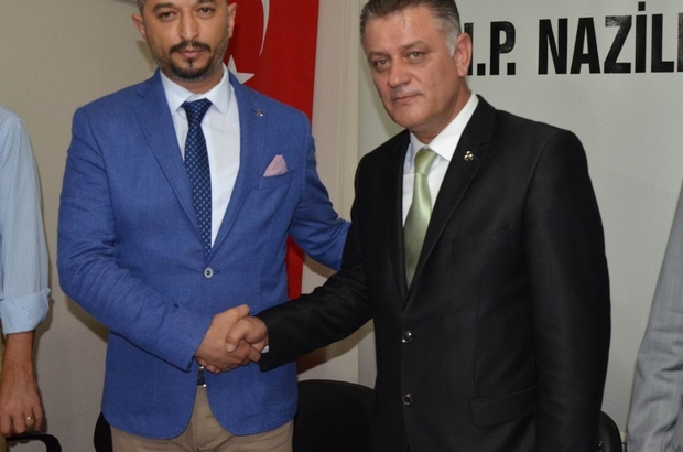MHP Aydın İl Başkanı İlter, Nazilli İlçe Başkanı hakkındaki iddialara sert çıktı