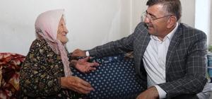 """Niğde Belediye Başkanı Faruk Akdoğan, """"Ramazan'ın maneviyatını vatandaşımızla yaşıyoruz"""""""