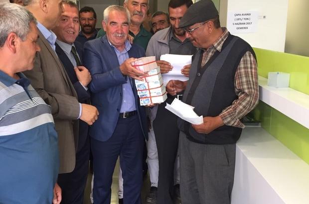 Kayseri Şeker'den pancar çiftçisine 7 milyon TL bayram avansı